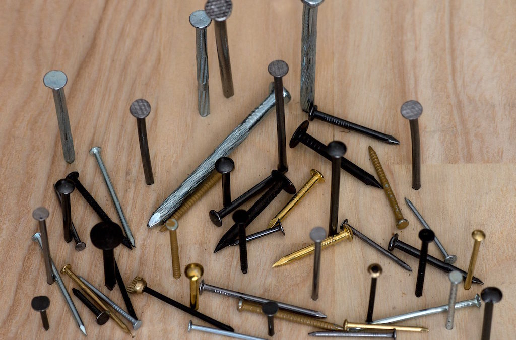 Copper Roofing Nails for Construction and Other Nails You May Need