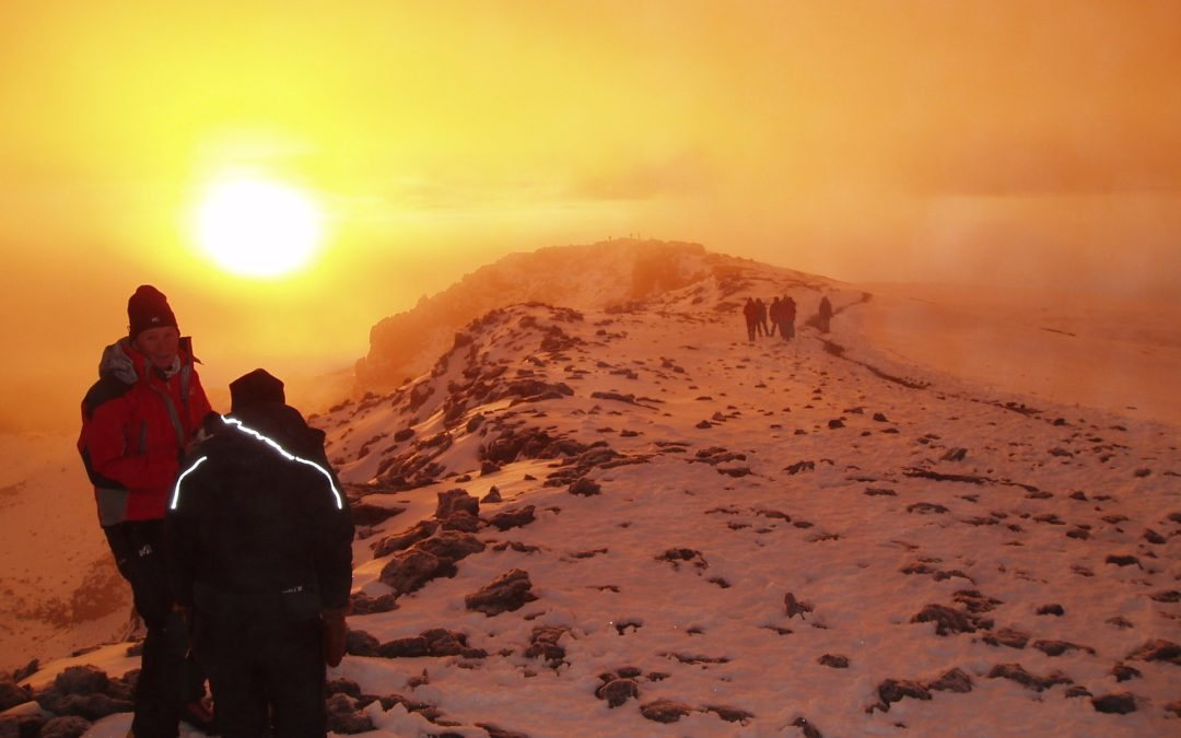 Top 5 tips to climb Kilimanjaro