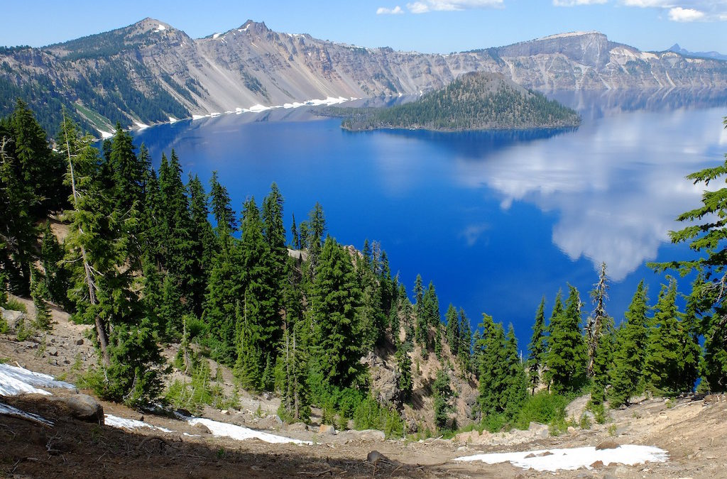 Planning a Road Trip From San Jose to Crater Lake