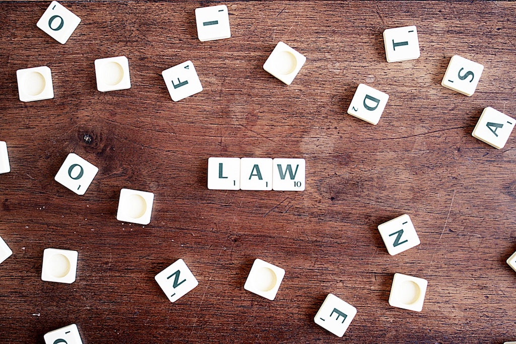 writing about the law