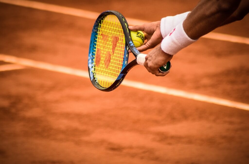 Make Tennis the New Sport You Try In 2021